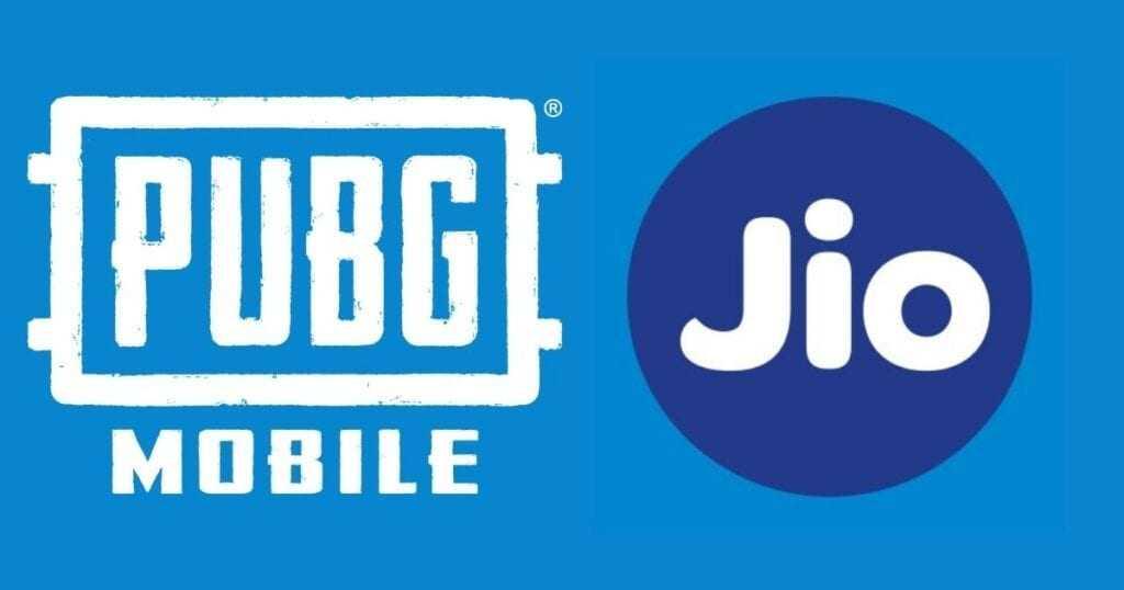 PUBG partnership with Jio
