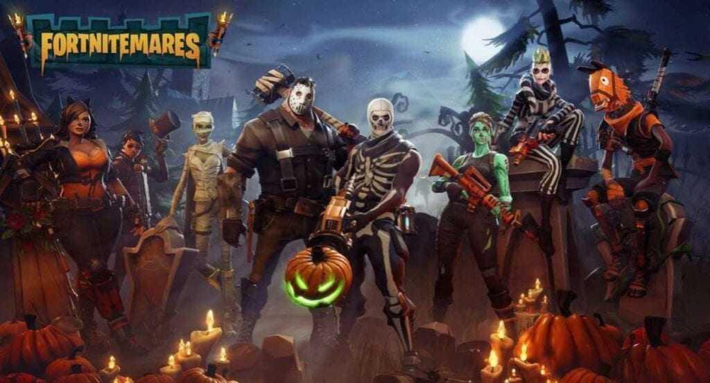 Fortnite Halloween 2020