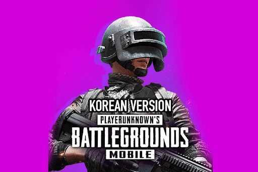PUBG Mobile KR version