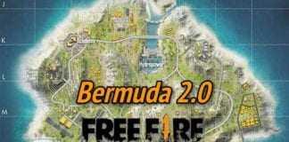 Bermuda Map in Free Fire
