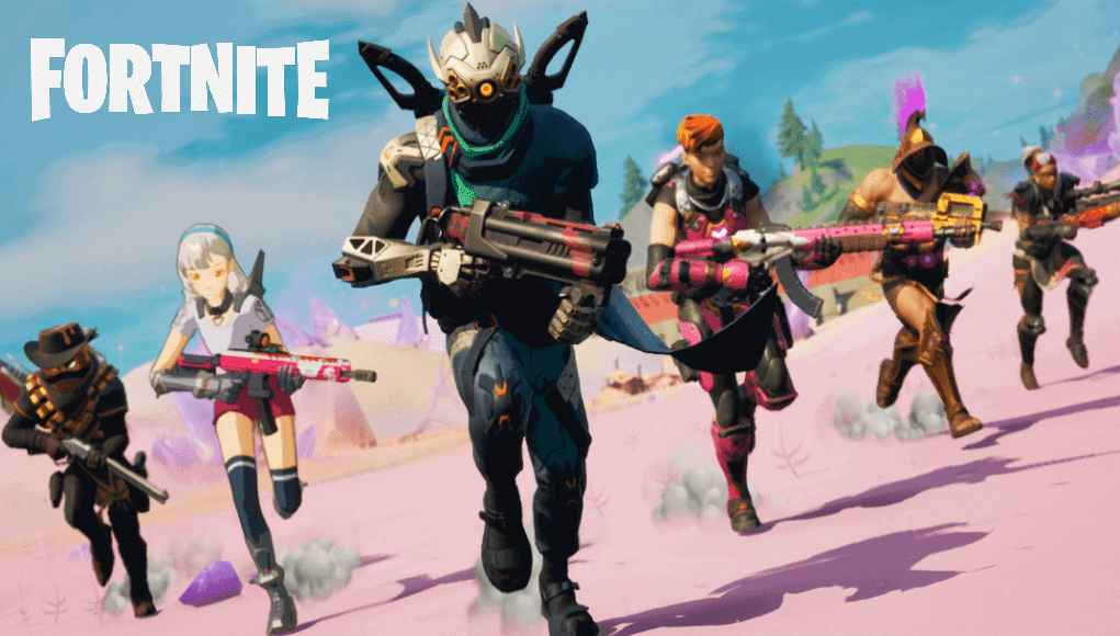 Fortnite's Exotic weapons