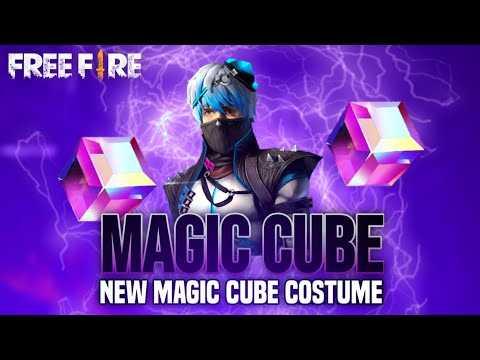 Free Fire Magic Cube Bundles in December 2020