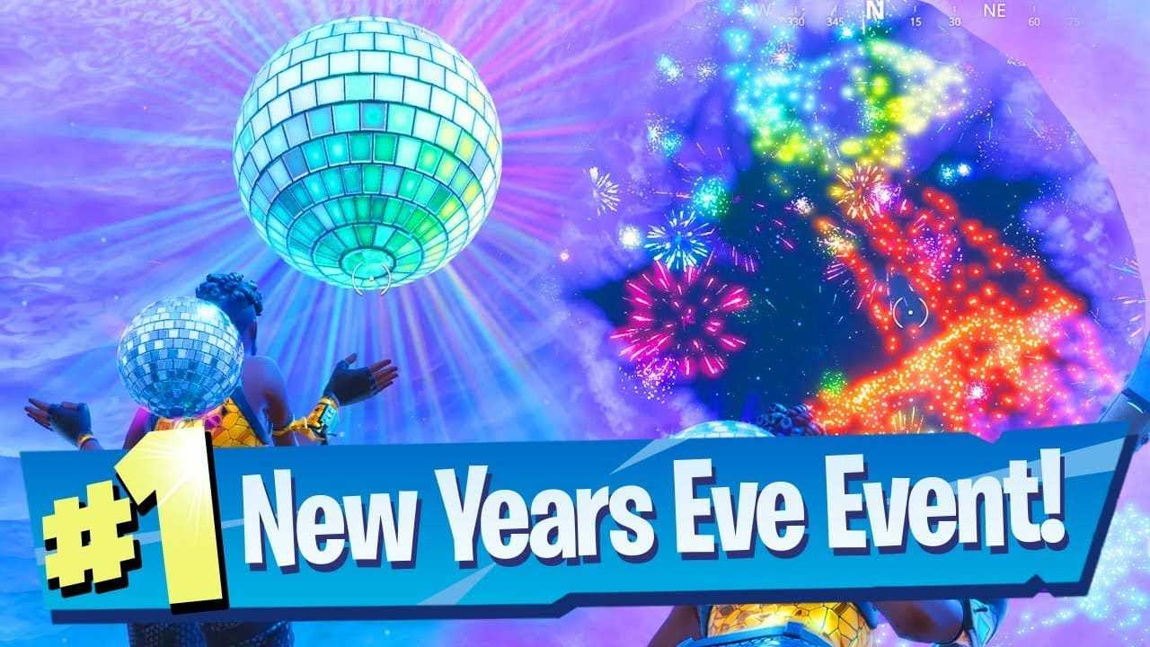 Fortnite new year event disclosed