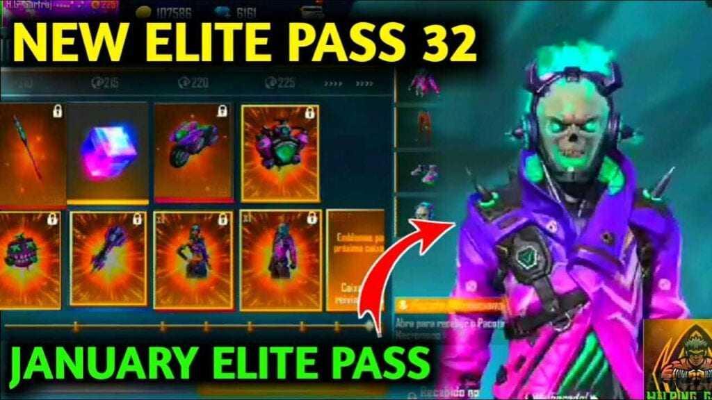 Elite Pass for Season 32