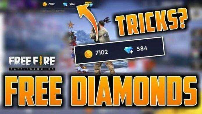 Free Diamonds in Free Fire: January 2021 Updated