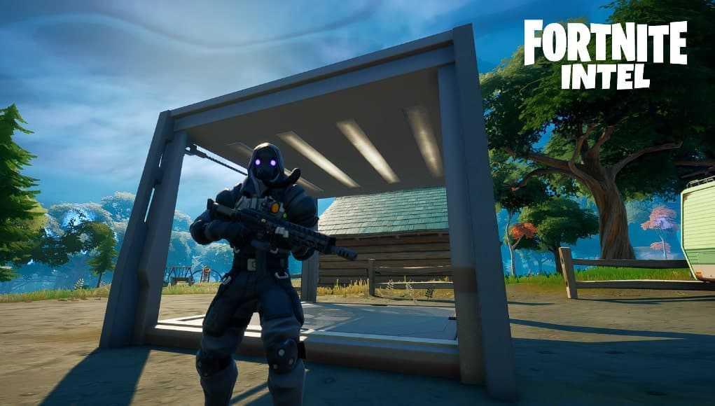 Fortnite Season 5 Week 5 Challenges: