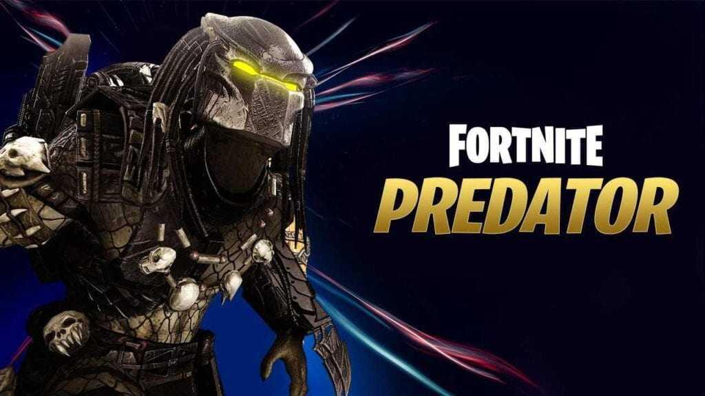 Predator Skin in Fortnite
