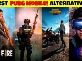 Top 5 PUBG Mobile Alternatives