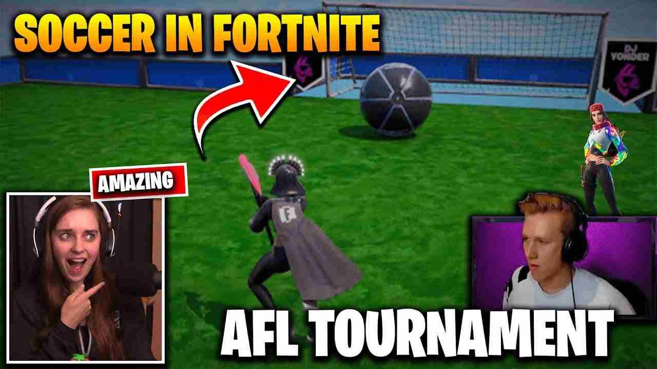 Fortnite's AFL Tournament