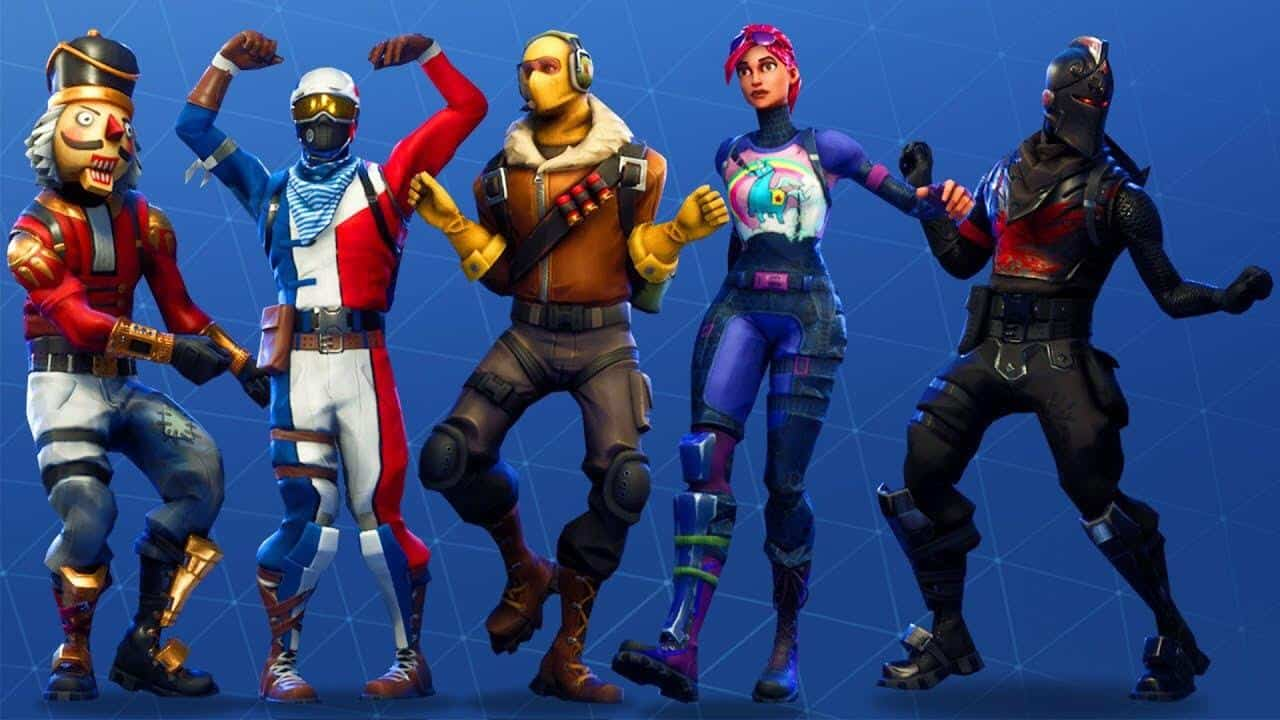 10 Best Fortnite Skins of the Year 2020