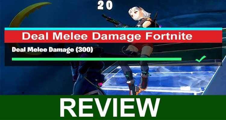 Deal Melee Damage