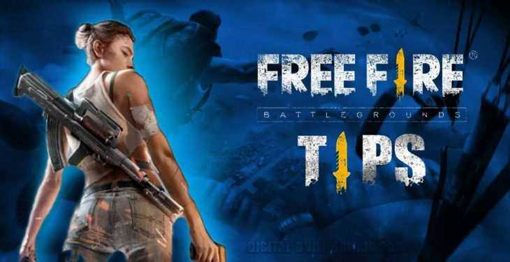Tips and Tricks in Free Fire
