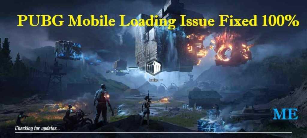 Fix PUBG Mobile Loading Issue