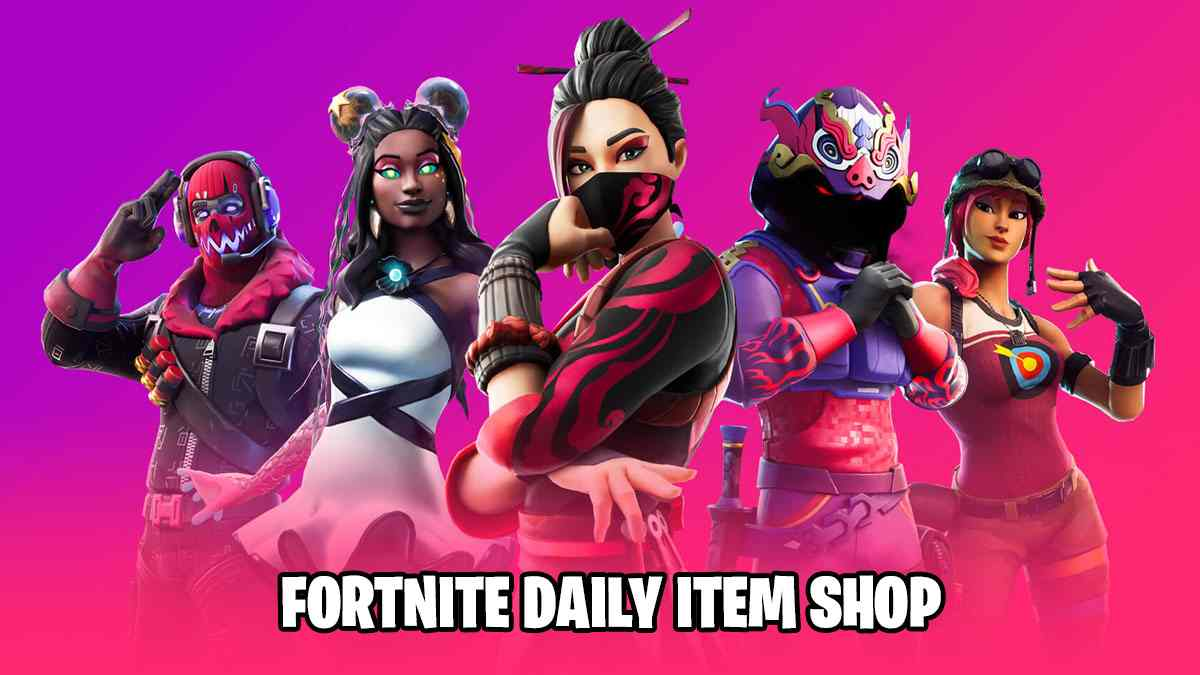 Fortnite: Fortnite Item Shop February 23, 2021