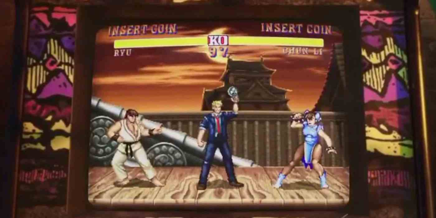 The Street Fighters