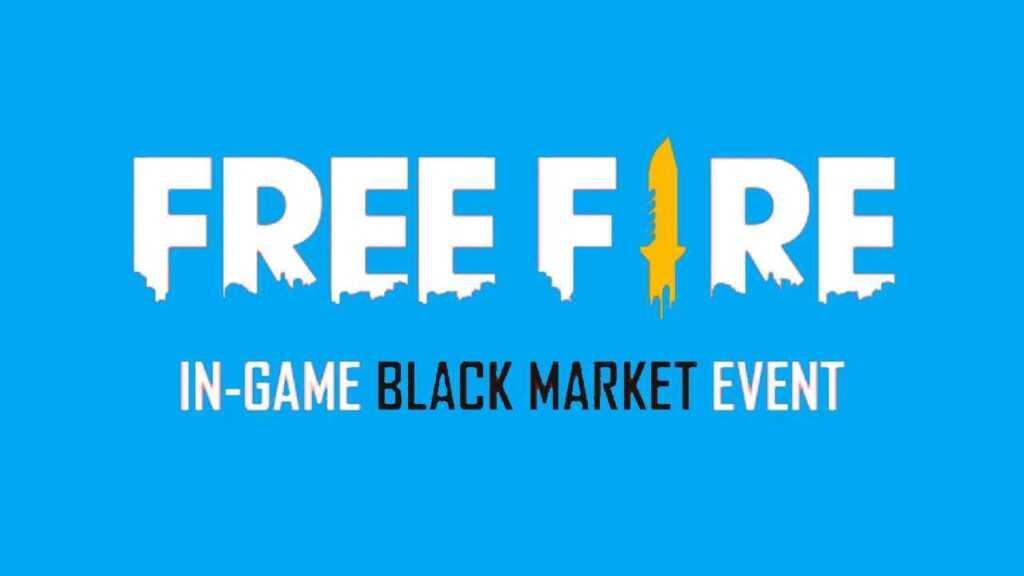 Free Fire Black Market Event