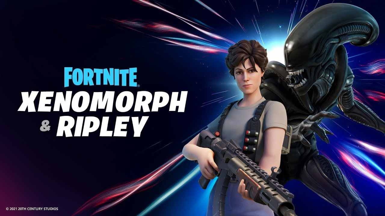 Ripley and Xenomorph Skins
