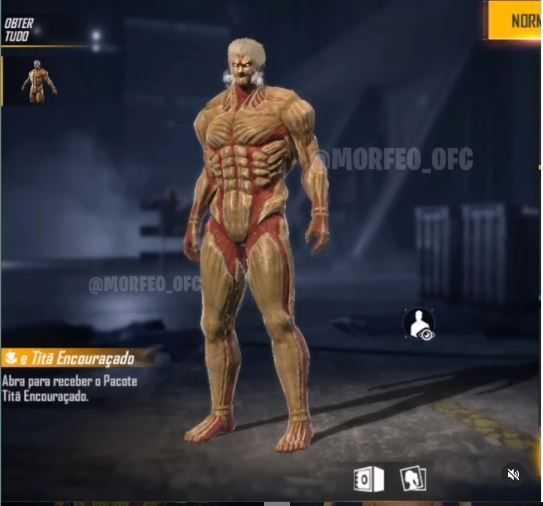 Armored Titan Costume