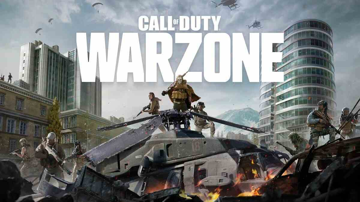 Call of Duty Mobile Warzone