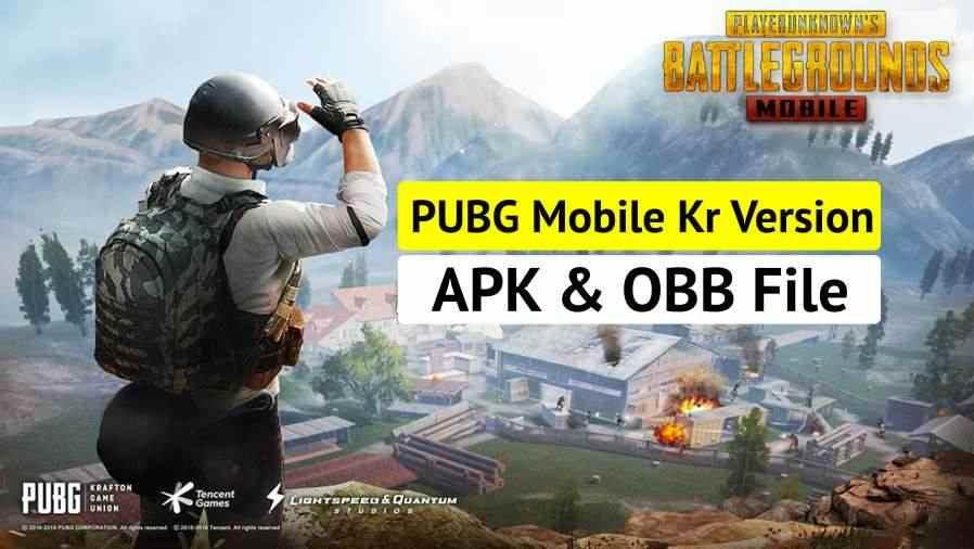 PUBG Mobile 1.3 Kr Version