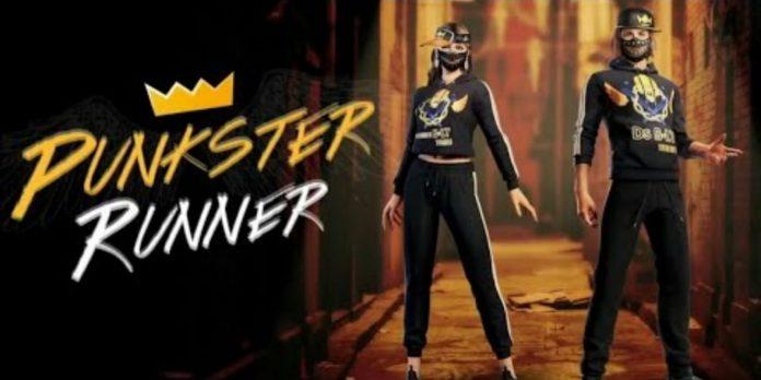 Punkster Runner 8 - Free Fire Holi Event