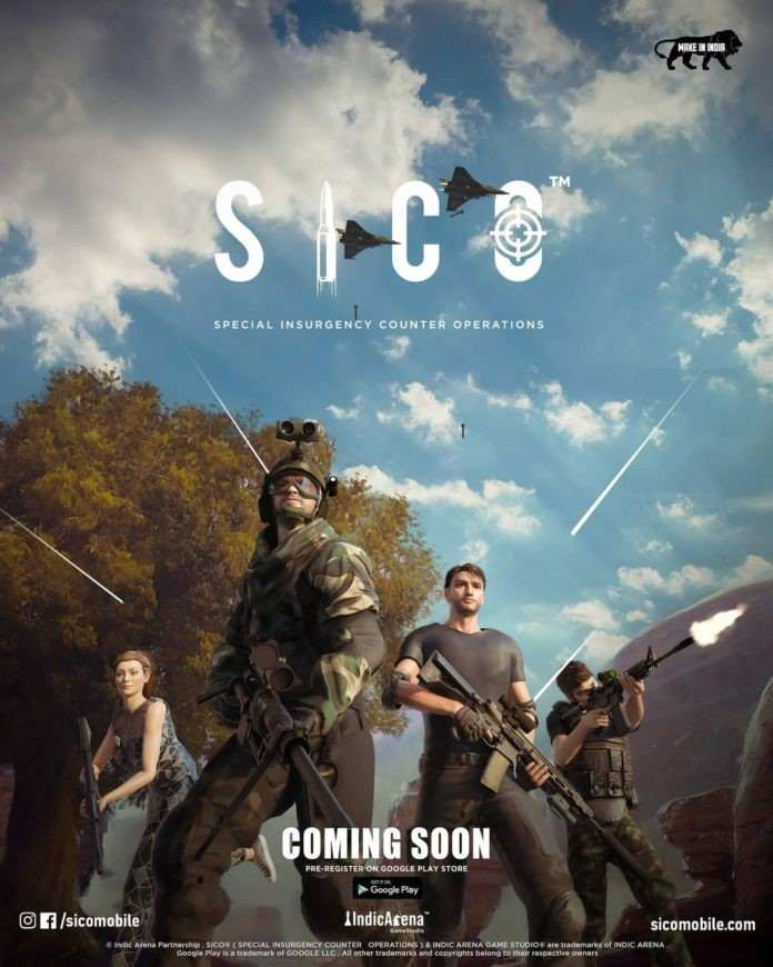 SICO- Special Insurgency Counter Operations - First Look