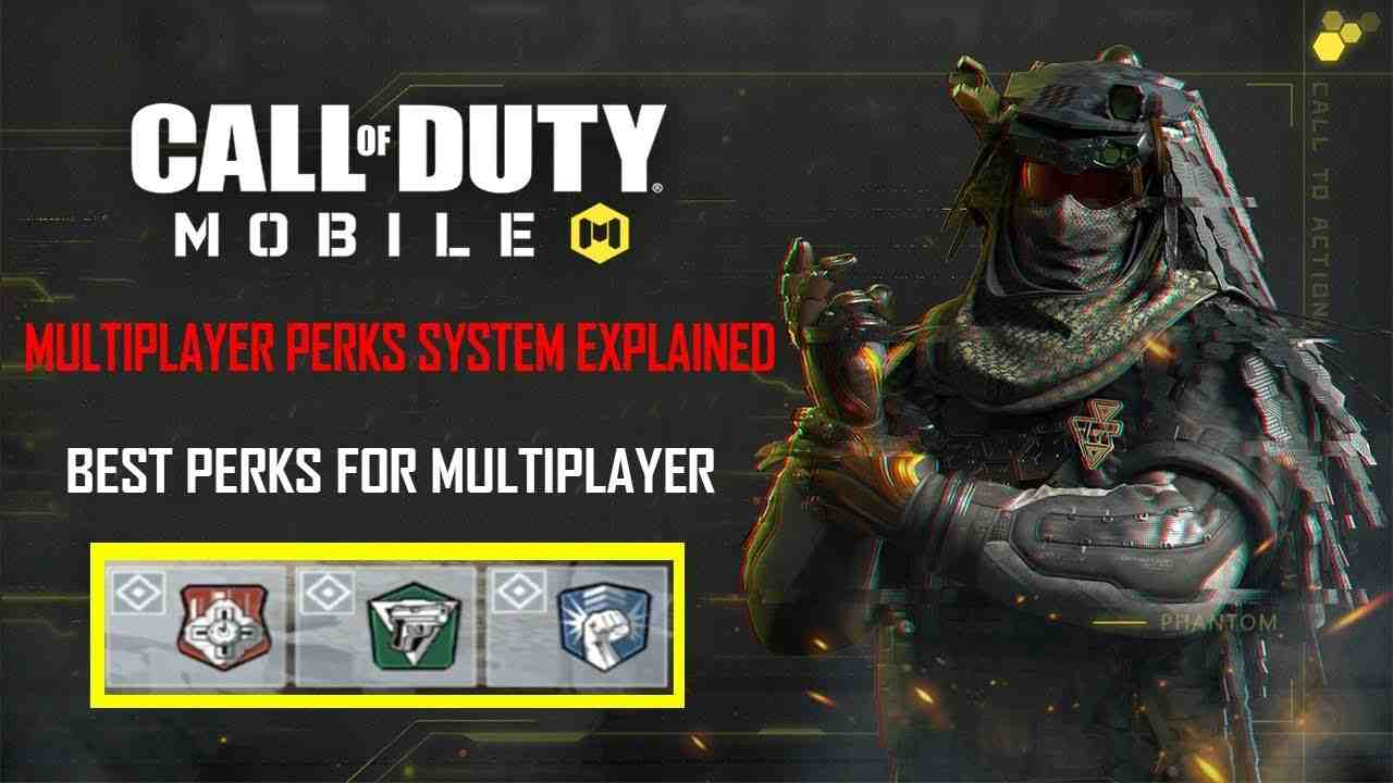 best perks in cod mobile multiplayer mode