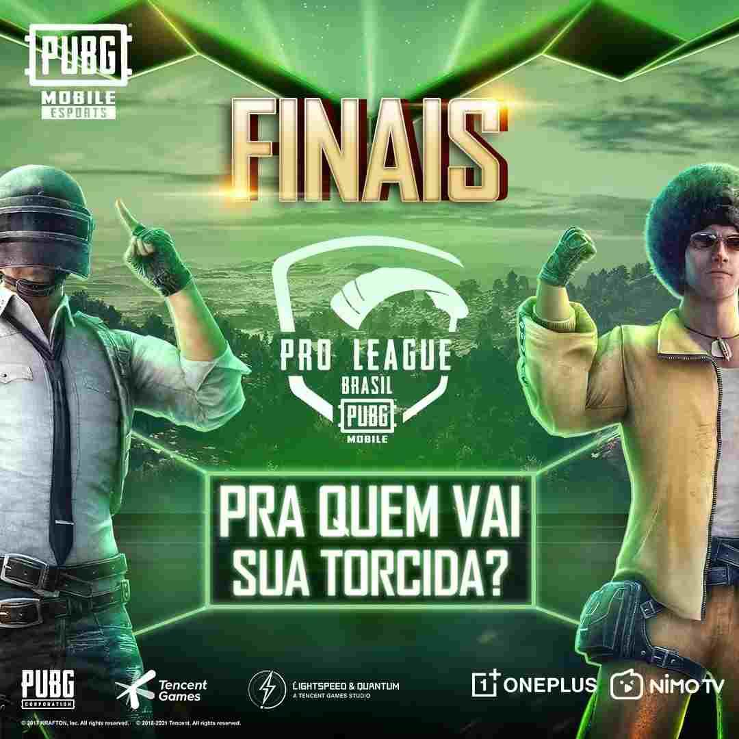 pubg mobile pro league brazil