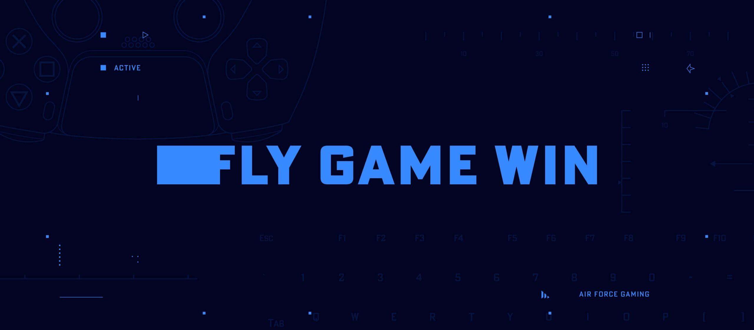 Esports Gaming Platform for Air Force Gaming