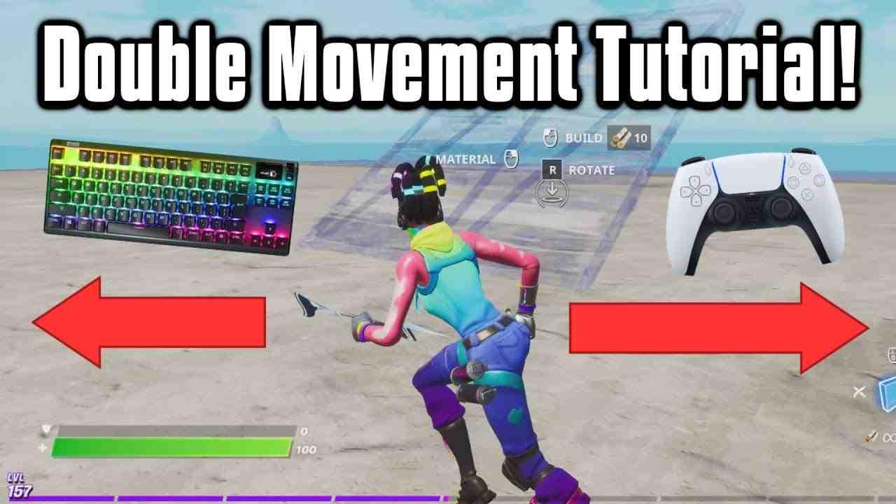 Fortnite Double Movement
