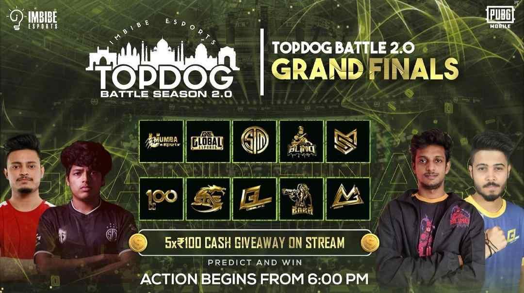 Topdog Battle 2.0 Grand Finals