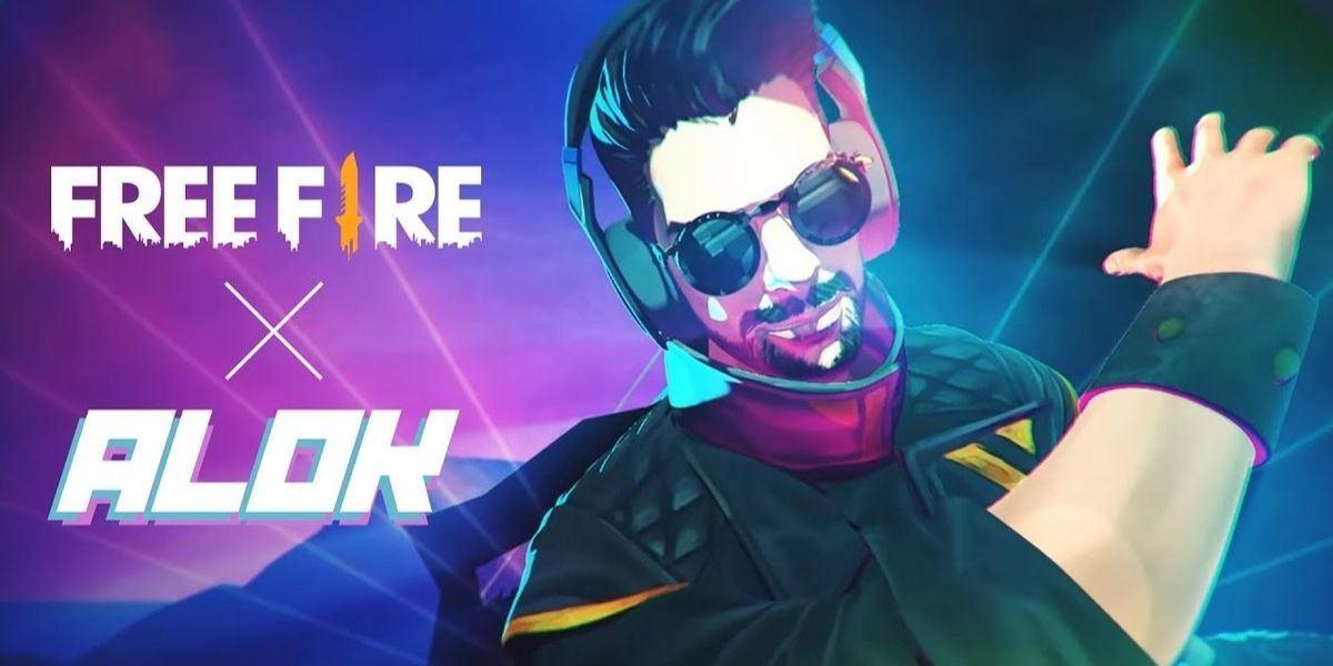 DJ Alok in Clash Sqaud Mode