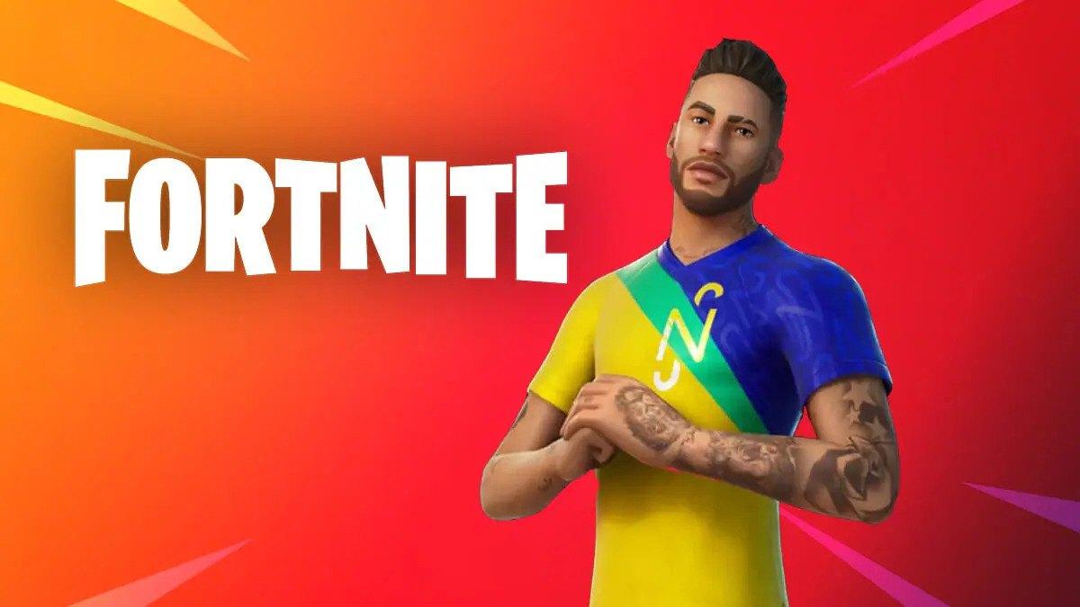 Fortnite Neymar Jr Challenge