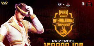 PUBG Mobile International Championship 3.0