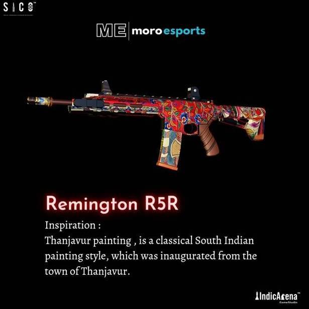 Remington R5R