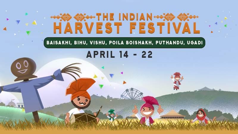 The Indian Harvest Festival