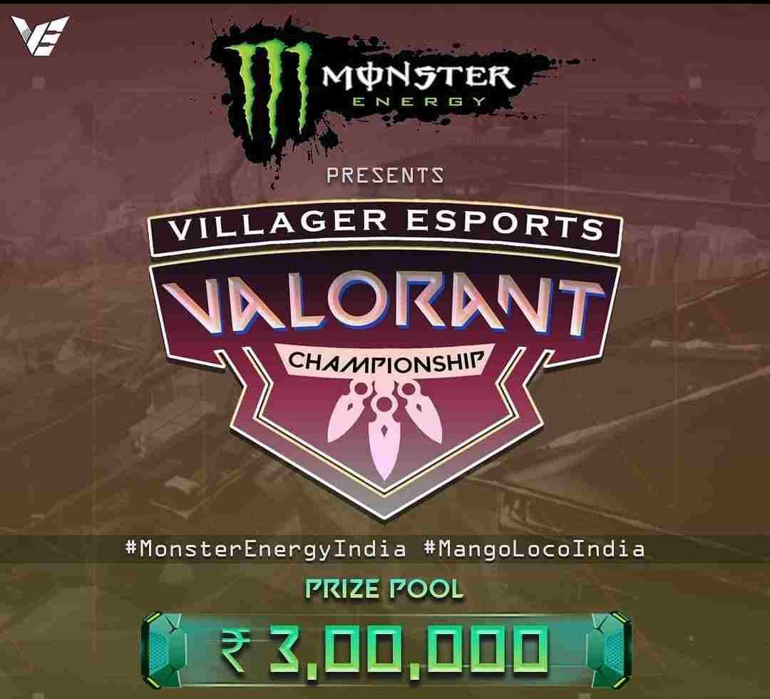 Villager Esports Valorant Championship
