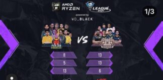Day 3 of AMD Ryzen SkyEsports League Powered by WD Black