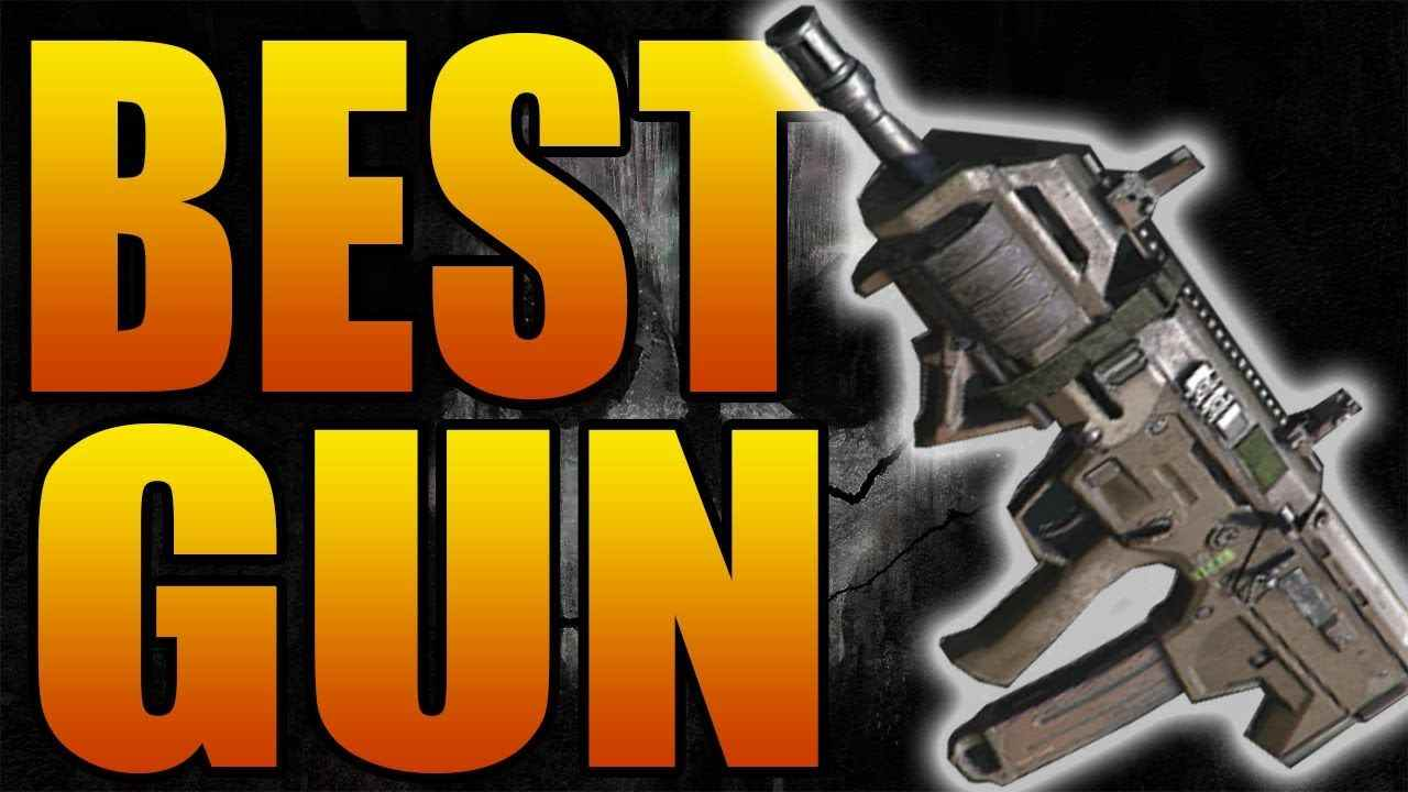 best guns in call of duty mobile