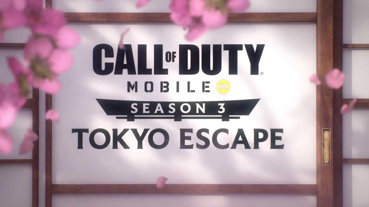COD Mobile season 3: Tokyo Escape Update