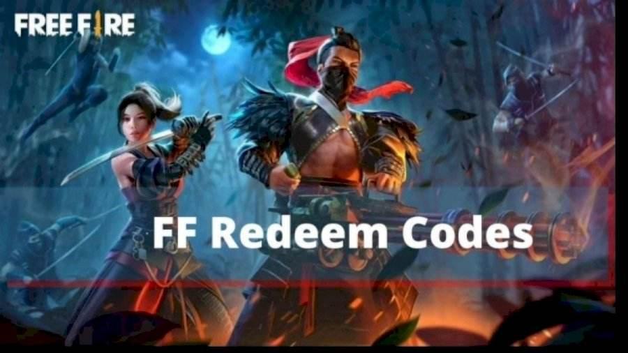 latest free fire redeem codes