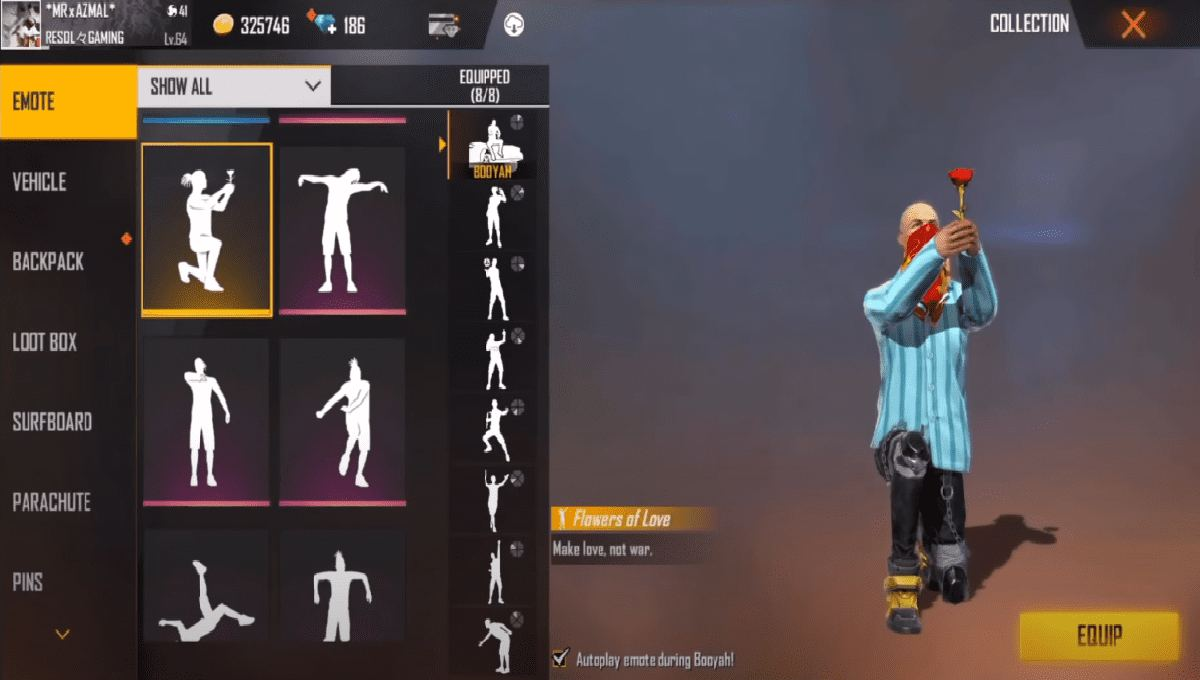 Top 5 Free Fire Emotes in April 2021