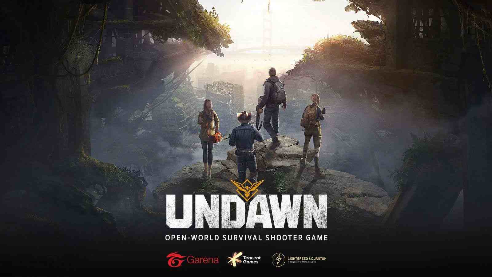 brand new survival shooter game Undawan