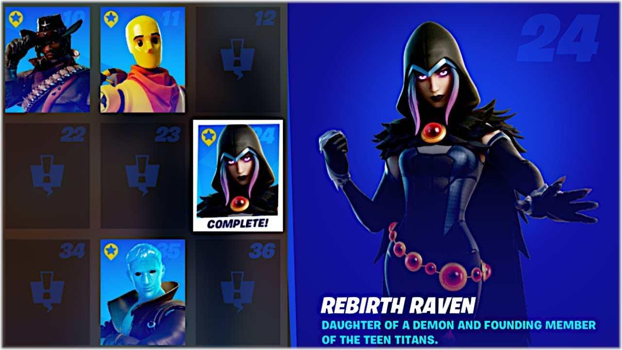 Rebirth Raven Locations in Fortnite Season 6