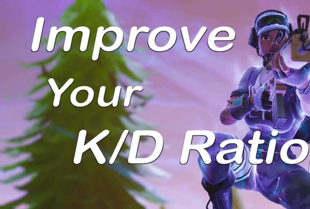 How to improve the K/D ratio in Fortnite