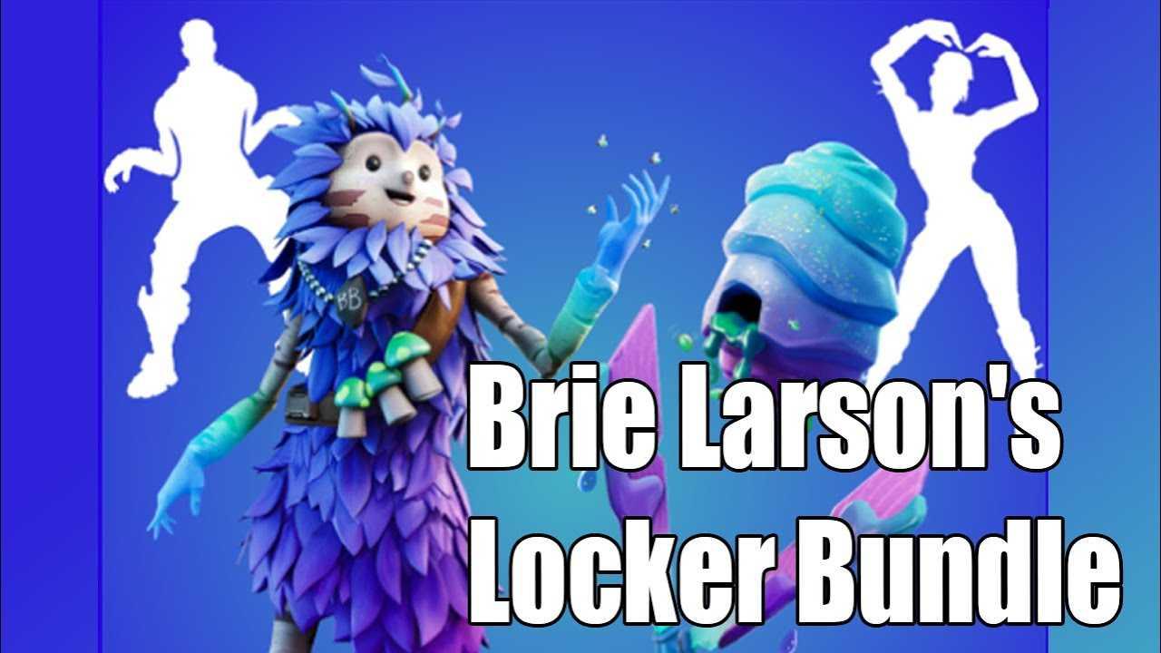 Brei Larson Locker Bundle