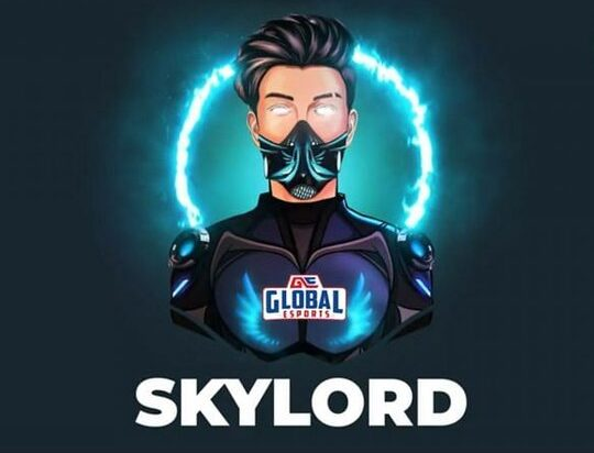 Skylord in free fire