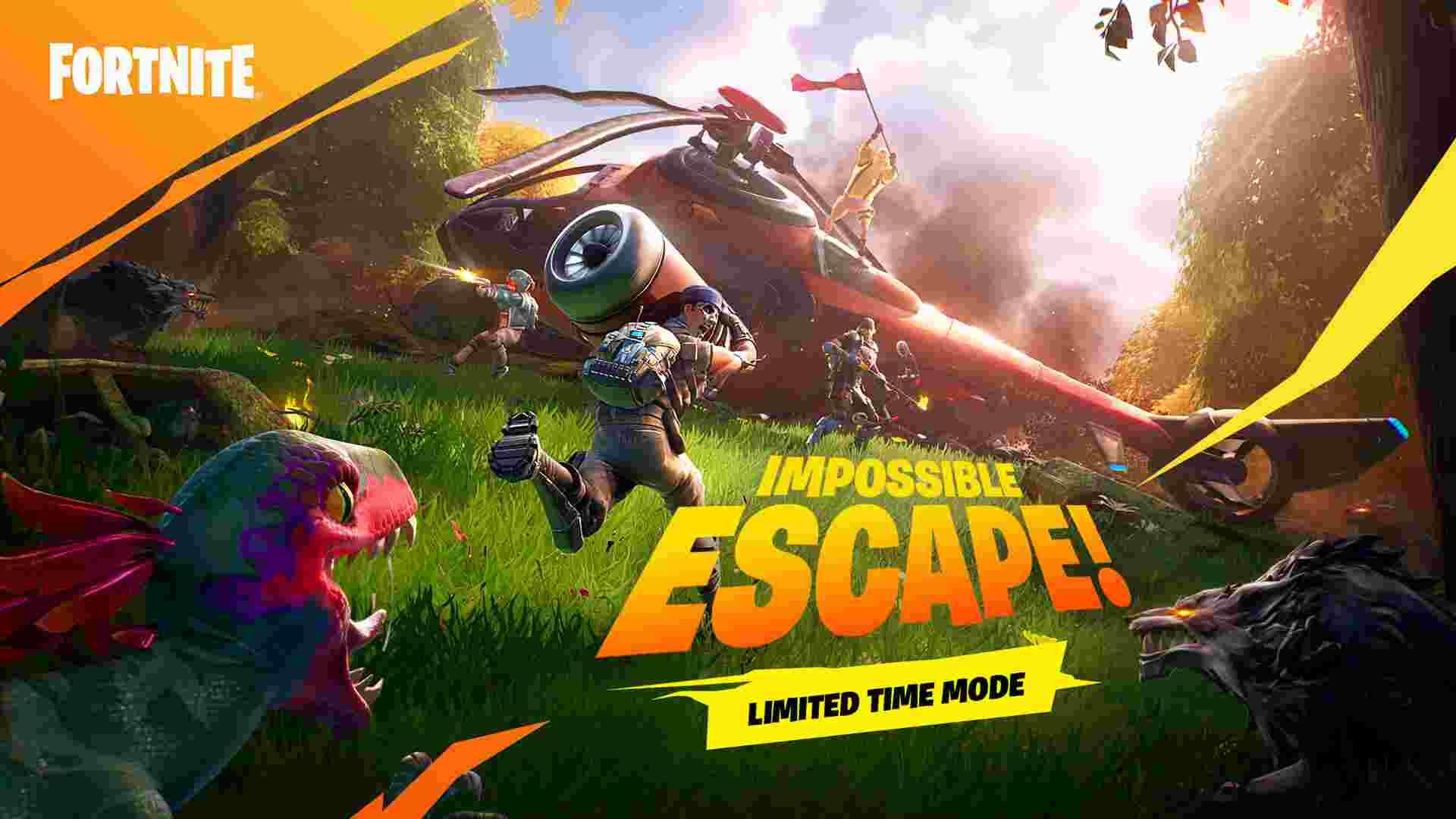 Fortnite Impossible Escape