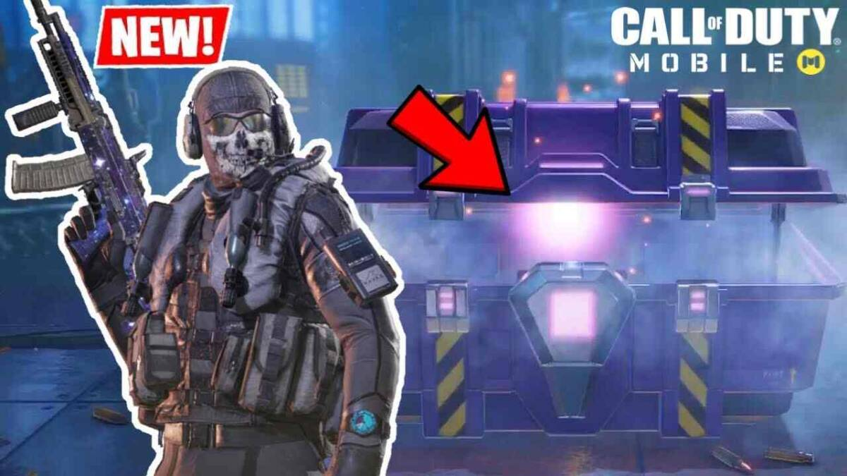 Ghost Stealth Skin in COD Mobile