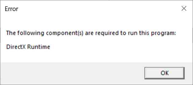 Fix DirectX Runtime Error in Valorant
